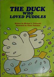 Cover of: The duck who loved puddles