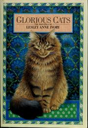 Glorious cats by Lesley Anne Ivory