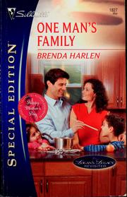 Cover of: One man's family