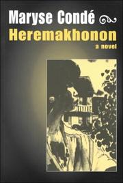 Cover of: Hérémakhonon