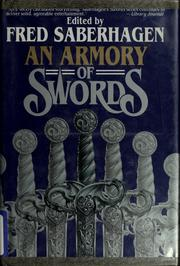 Cover of: An armory of swords | Fred Saberhagen
