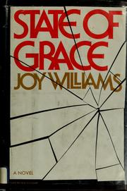 Cover of: State of grace | Joy Williams