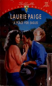 Cover of: A place for eagles | Laurie Paige