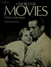 Cover of: A world of movies