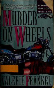 Cover of: Murder on wheels