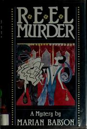 Cover of: Reel murder
