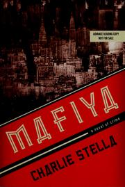 Cover of: Mafiya | Charlie Stella
