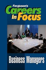 Cover of: Careers in Focus |