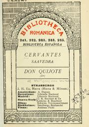 Don Quijote ...