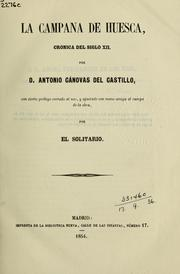 Cover of: La campana de Huesca