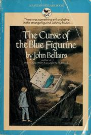 Cover of: The curse of the blue figurine