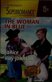 Cover of: The woman in blue
