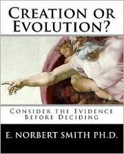 Cover of: Creation or Evolution? |