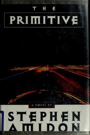 Cover of: The primitive
