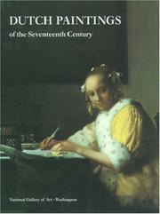 Cover of: Dutch paintings of the seventeenth century