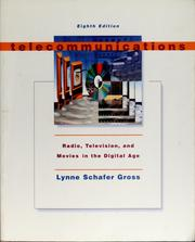 Cover of: Telecommunications