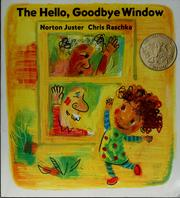 Cover of: The hello, goodbye window