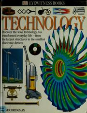 Cover of: Technology