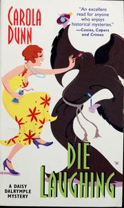 Cover of: Die Laughing (Daisy Dalrymple #12)