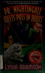 Cover of: Dr. Nightingale meets puss in boots