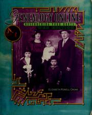 Cover of: Genealogy online