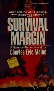 Cover of: Survival margin