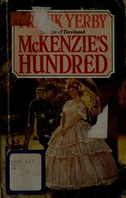 Cover of: McKenzie's hundred