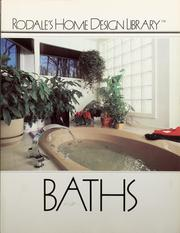 Cover of: Baths | by the editors of Rodale's practical homeowner magazine