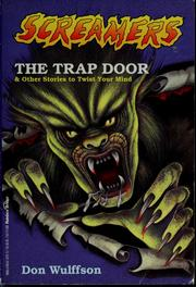 Cover of: The trap door & other stories to twist your mind
