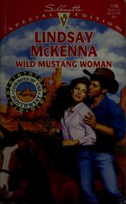 Cover of: Wild Mustang Woman