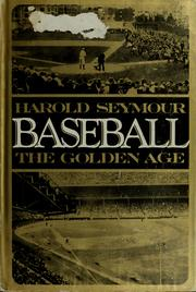 Cover of: Baseball