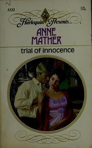 Trial Of Innocence