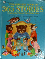 Cover of: The Golden book of 365 stories