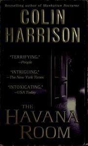 Cover of: The Havana room
