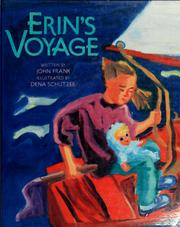 Cover of: Erin's voyage | John Frank