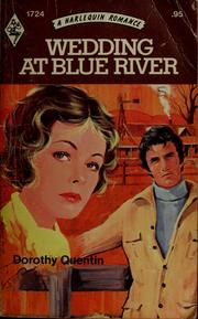 Cover of: Wedding at Blue River