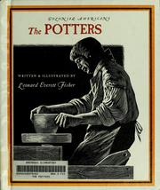 Cover of: The potters