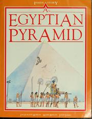 Cover of: Egyptian pyramid