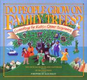 Cover of: Do people grow on family trees? by Ira Wolfman