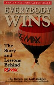 Cover of: Everybody wins