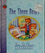 Cover of: The three bears |