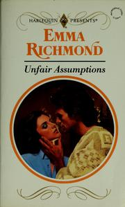 Cover of: Unfair Assumptions
