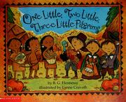 Cover of: One little, two little, three little pilgrims