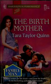 Cover of: The birth mother
