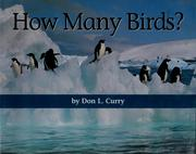 Cover of: How many birds?
