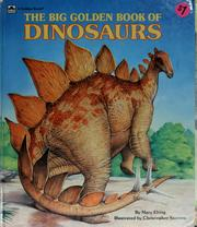 Cover of: The big Golden book of dinosaurs