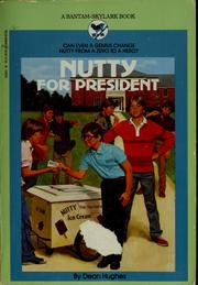 Cover of: Nutty for president