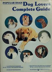 Cover of: Popular dogs