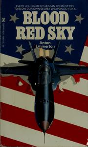 Cover of: Blood red sky | Anton Emmerton