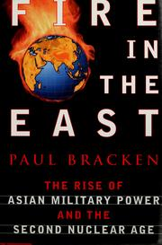 Cover of: Fire in the East